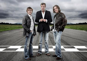 Top Gear Jeremy Clarkson Richard Hammond James May 11x17 Mini Poster