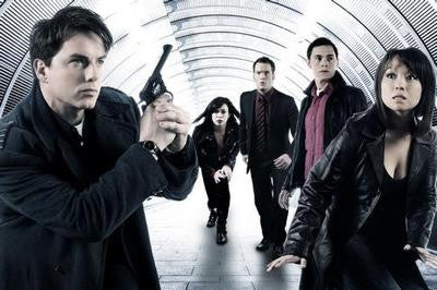 Torchwood Cast Poster 11x17 Mini Poster