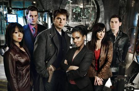 Torchwood Photo Sign 8in x 12in