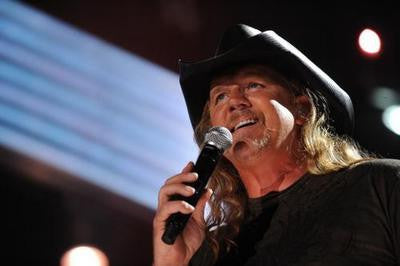 Trace Adkins Singing Poster 11x17 Mini Poster
