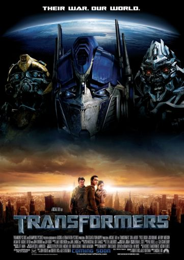 (11x17) Mini Poster Transformers Movie Poster