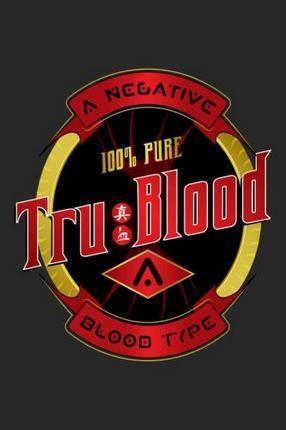 True Blood Drink Logo poster| theposterdepot.com