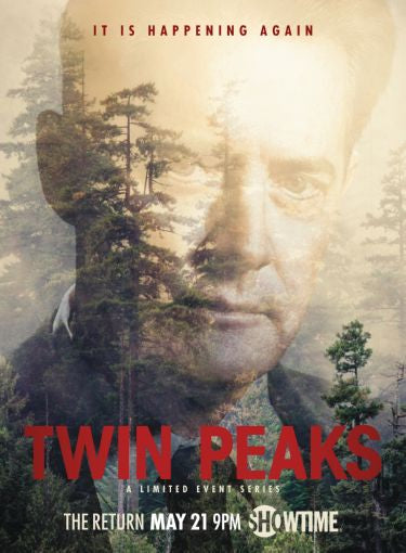 Twin Peaks Poster| theposterdepot.com