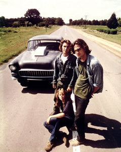 Music Posters, two lane blacktop