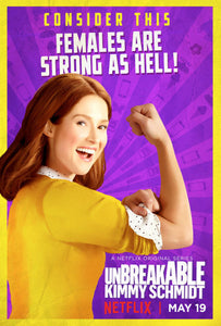 TV Posters, the unbreakable kimmy schmidt