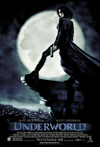 Movie Posters, underworld