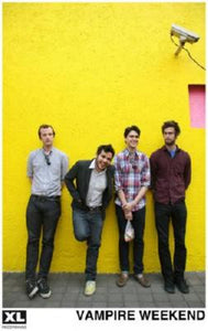 Vampire Weekend Mini Poster #01 11inx17in Mini Poster