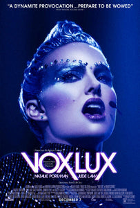 Movie Posters, vox lux