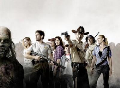 Walking Dead Cast Poster 11x17 Mini Poster