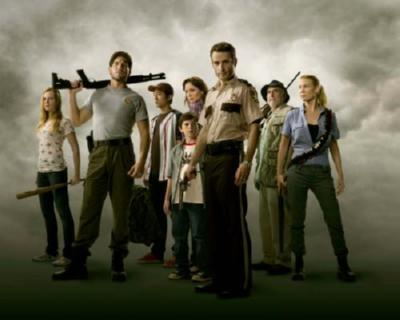 Walking Dead Cast Poster 16in x 24in - Fame Collectibles