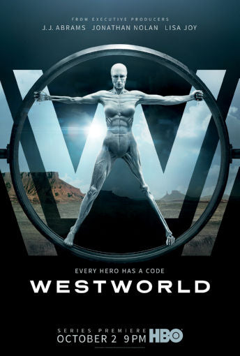 Westworld Poster Mini Poster| theposterdepot.com