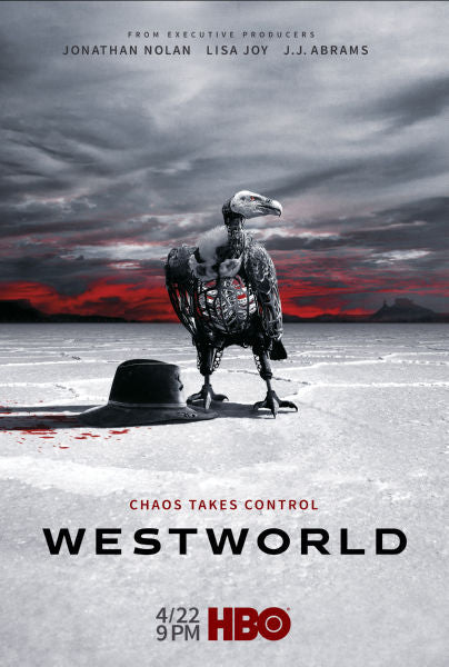 TV Posters, westworld