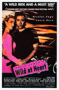 Movie Posters, wild at heart