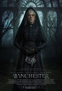 Movie Posters, winchester movie