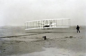 "Aviation and Transportation Wright Brothers Poster 16""x24"" On Sale The Poster Depot"