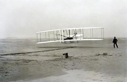 Aviation and Transportation Wright Brothers Poster 16