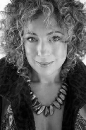 Alex Kingston Poster Black and White Mini Poster 11