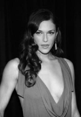 Amanda Righetti Poster Black and White Poster 27