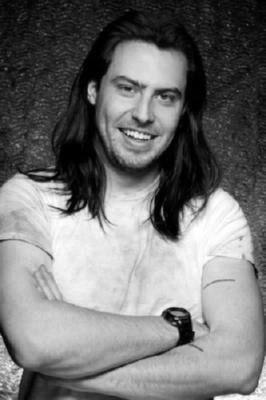 Andrew Wk Poster Black and White Poster 16