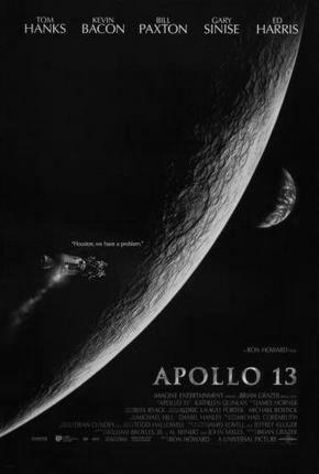 Apollo 13 Poster Black and White Poster 27