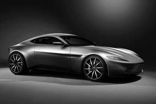 Aston Martin Db10 Poster Black and White Poster 27