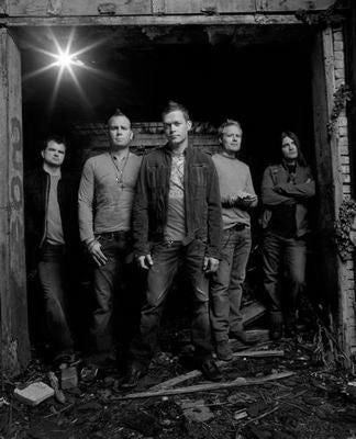3 Doors Down Poster Black and White Mini Poster 11