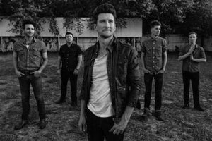"Anberlin Poster Black and White Poster 27""x40"""