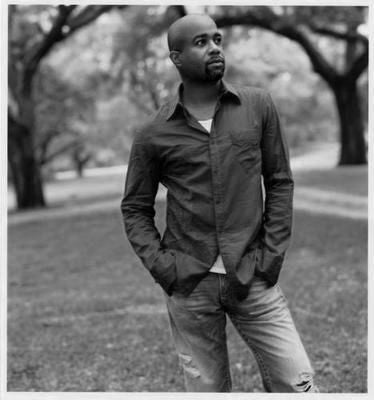 Darius Rucker Poster Black and White Mini Poster 11