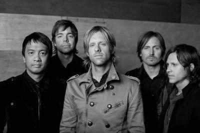 Switchfoot black and white poster