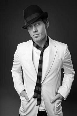 Toby Mac black and white poster