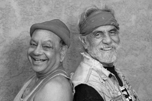 Cheech And Chong Poster Black and White Mini Poster 11