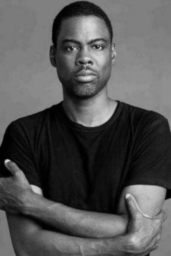 Chris Rock Poster Black and White Mini Poster 11