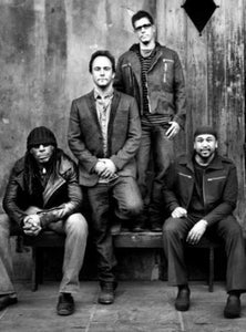 "Dave Matthews Poster Black and White Mini Poster 11""x17"""