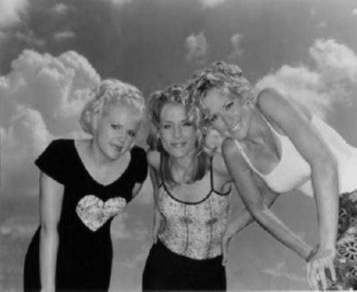 Dixie Chicks black and white poster