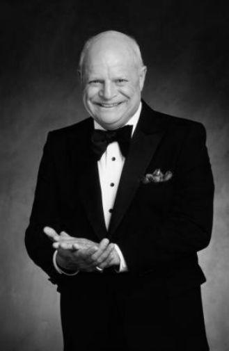 Don Rickles black and white poster