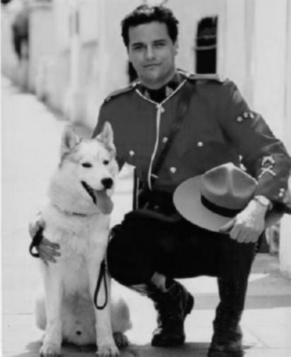 Due South Poster Black and White Mini Poster 11