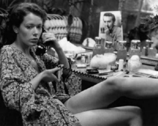 Sylvia Kristel Poster Black and White Mini Poster 11