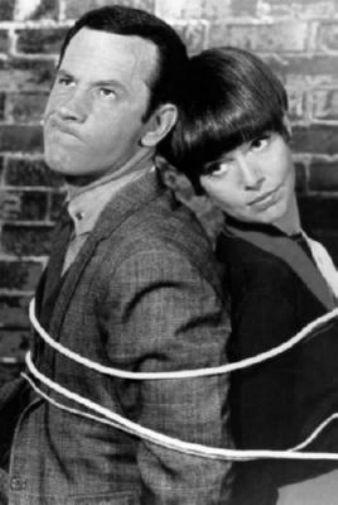 Get Smart black and white poster