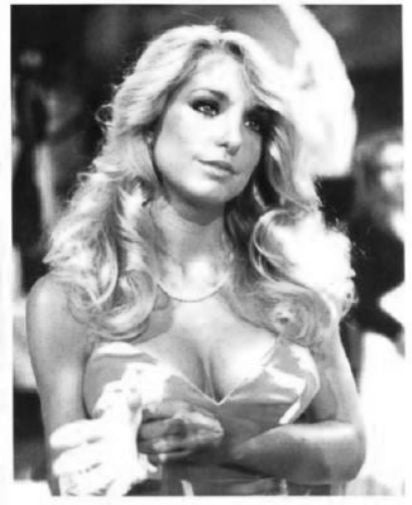 Heather Thomas Poster Black and White Mini Poster 11