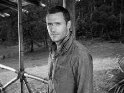 Jason Omara black and white poster