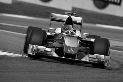 Jenson Button black and white poster