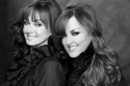 Judds The Naomi Wynnona black and white poster