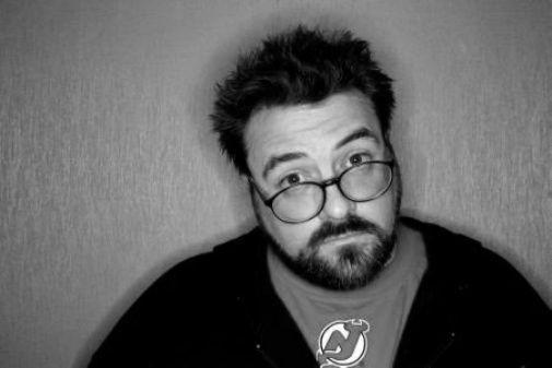 Kevin Smith black and white poster