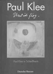 Klee Paul black and white poster