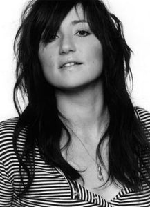 Kt Tunstall black and white poster