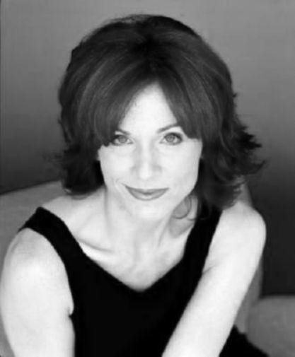 Marilu Henner black and white poster