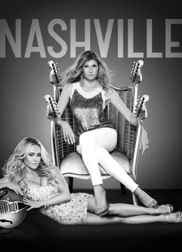 Nashville poster tin sign Wall Art