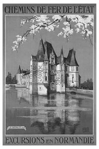Vintage Travel black and white poster Art black and white poster