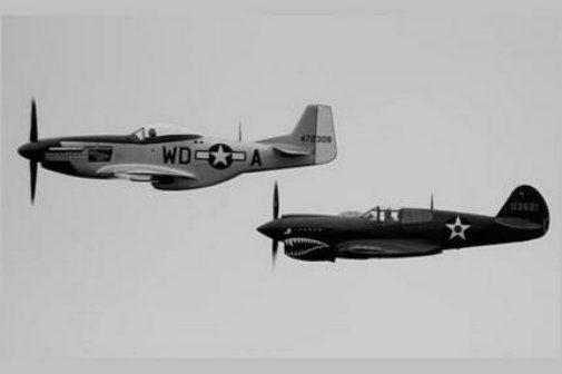 P40 P51 poster tin sign Wall Art