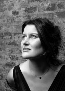 Paula Cole black and white poster